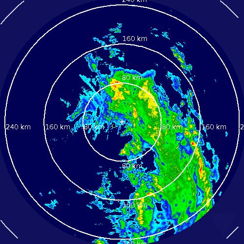 Tropical Storm Sean Nearing Bermuda